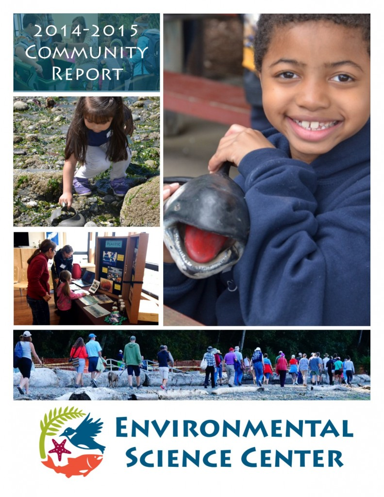 cover photo Annual report 2014-15
