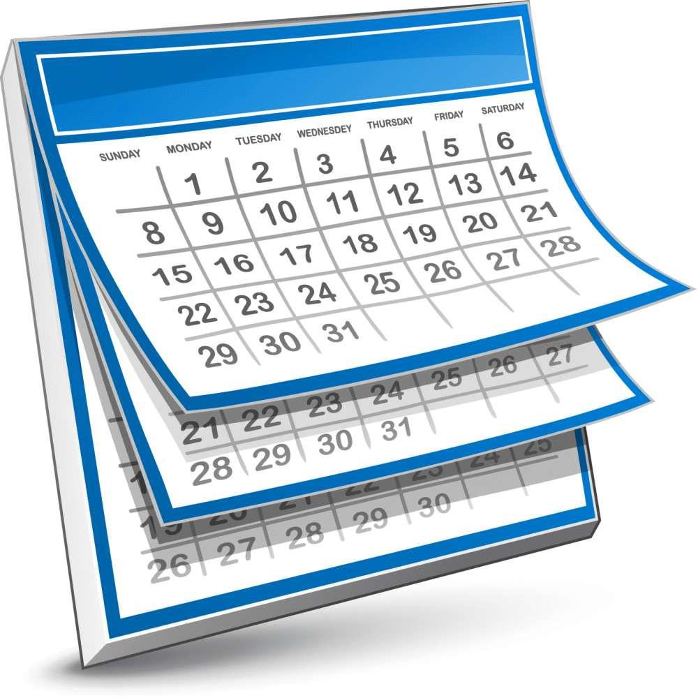 Public Programs Calendar